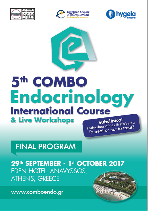 <span>5th COMBO </span> Endocrinology International Course