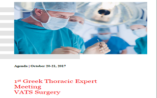 1st Greek Thoracic Experts Meeting with live surgery