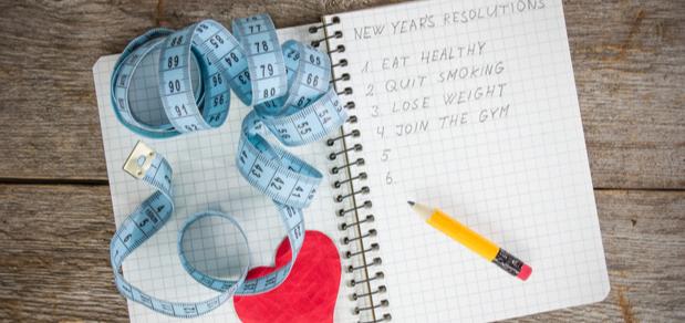 Νέα χρονιά, νέοι στόχοι με επίκεντρο την ΥΓΕΙΑ!