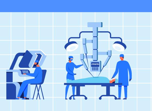 Ρομποτική Χειρουργική: οι εφαρμογές της στη Γενική Χειρουργική