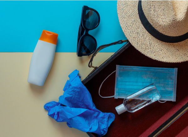 Πώς μπορούμε να απολαύσουμε τις διακοπές μας με ασφάλεια την εποχή του κορωνοϊού;