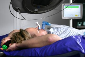 Ακτινοθεραπεία αριστερού μαστού με την τεχνική της βαθιάς εισπνοής. Πότε; Πώς; Γιατί;
