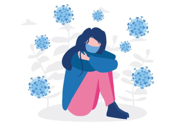 Η κατάθλιψη στο χρόνο της πανδημίας